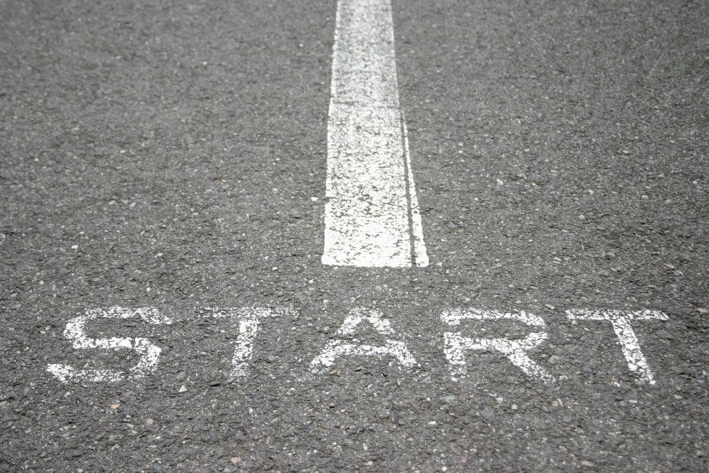 قدم اول کارافرینی